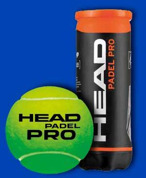 BEPADEL PELOTA OFICIAL HEAD